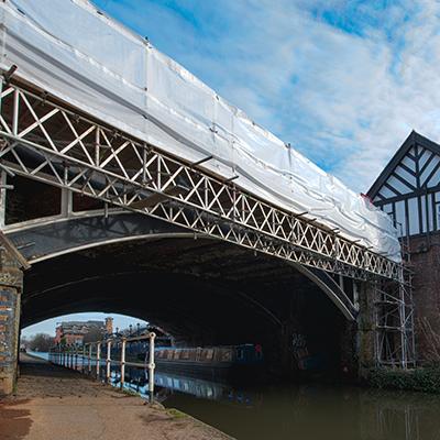 bridge scaffold image resize