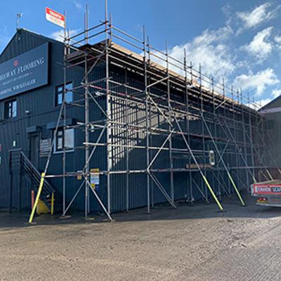 scaffolding resize